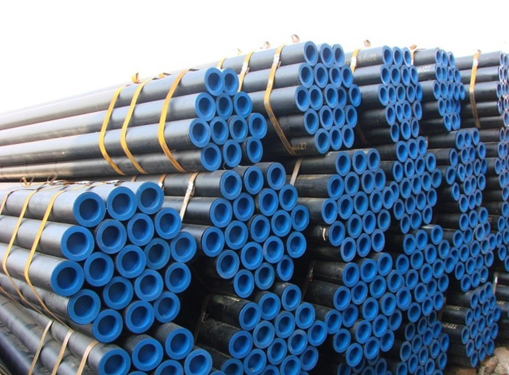 Carbon Steel Seamless / Welded Pipes <br>Grade A106 GR-B & A53